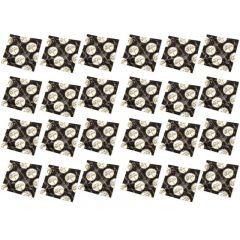 Skins: Black Chocolate Condoms - 24 Pack
