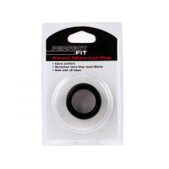 Perfect Fit Premium Silicone 3 Cock Rings - Medium