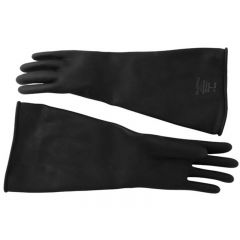 Thick Industrial Rubber Gloves - Size 9