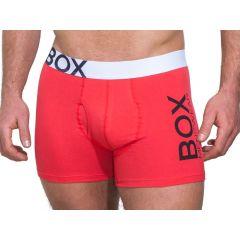 BOX Menswear Boxer - Red