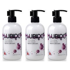 Lubido Hybrid Lubricant - 250ml - Triple Pack
