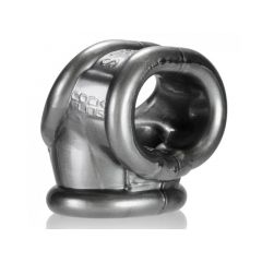 OXBALLS Cocksling-2 Cock Ring - Silver