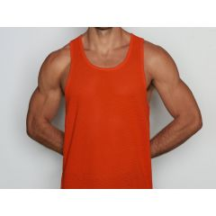 C-IN2 Scrimmage Relaxed Tank Randy - Orange