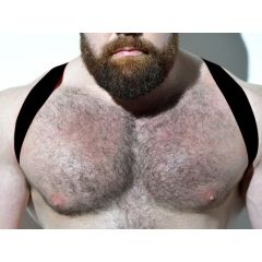 DARKROOM Shoulder Harness - Black