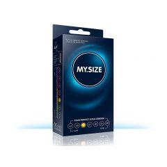 My.Size 53mm Condoms - 10PK