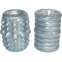 OXBALLS Slug-2 Reversible long Ball Stretcher (Zinc Metallic)