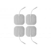 ElectraStim 4 x Square Self Adhesive Pads 5cm x 5cm