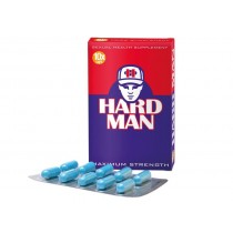 Hard Man Max Strength Sexual Enhancement - 10 capsule (450mg pill pack)