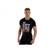 Mister B FIST T-Shirt - Black