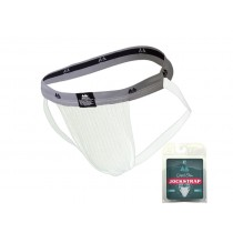 MM Original Edition Jockstrap - 1 inch - White