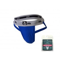 MM Original Edition Jockstrap - 2 inch - Blue