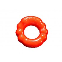 OXBALLS Atomic Jock 6-Pack Super Stretchy Cock Ring - Red