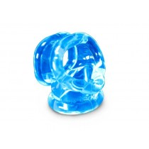 OXBALLS Cocksling Cock Ring (Ice Blue)