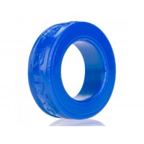 OXBALLS Pig-Ring Silicone Cockring - Blue