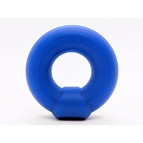 Sport Fucker Squatter Cock Ring - Blue