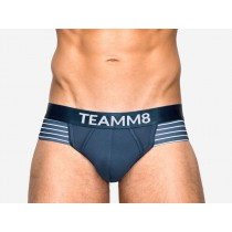 Teamm8 Gadiator Brief - Navy