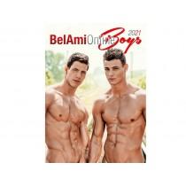 Bel Ami Online Boys Calendar - 2021 - Front