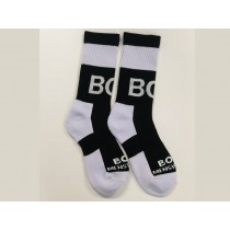 Box Menswear Socks-Black - O/S