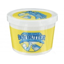 Boy Butter: Oil Based Personal Lubricant - Original (16oz)