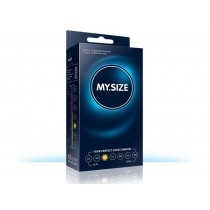 My.Size 53mm Condoms - 10PK