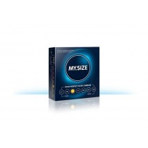 My.Size 53mm Condoms - 3PK