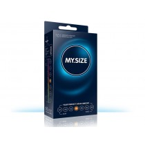 My.Size 57mm Condoms - 10PK