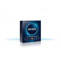 My.Size 57mm Condoms - 3PK