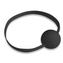 Quickie Gag Large Ball - Black