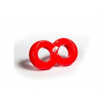 Zizi Cosmic Cock Ring - Red