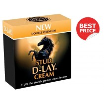 Stud D-Lay Cream