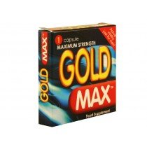 Gold Max Pills Single