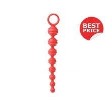 Colt Power Drill Anal Beads (Red)