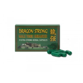 Dragon Strong Male Tonic Enhancer - 2 Capsules