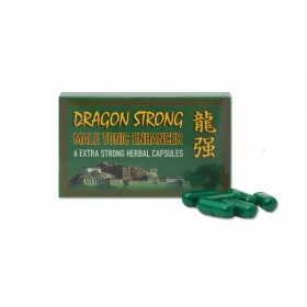 Dragon Strong Male Tonic Enhancer - 6 Capsules