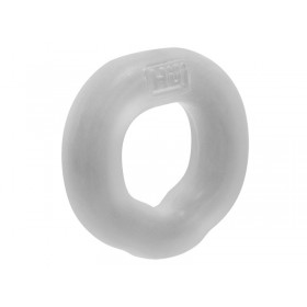 Hunkyjunk Fit Ergo Shaped Cock Ring - Ice