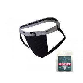 MM Original Edition Jockstrap - 1 inch - Black