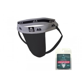 MM Original Edition Jockstrap - 2 inch - Black