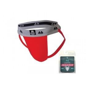 MM Original Edition Jockstrap - 2 inch - Red