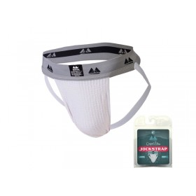 MM Original Edition Jockstrap - 2 inch - White