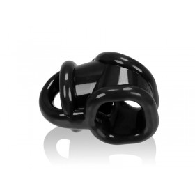 OXBALLS Ballsling Ball-Splitsling - Black