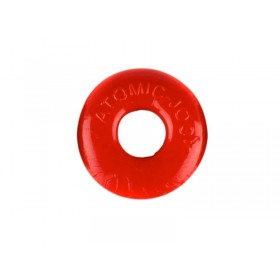Oxballs Do-Nut Large Cock Ring (Red)