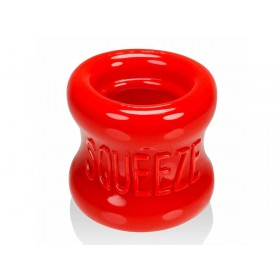 OXBALLS Squeeze Ballstretcher - Red