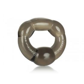 Oxballs Thruster Cock Ring (Smoke)