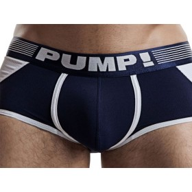 Pump! Access Trunk - Navy