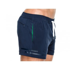 Teamm8 Bolt Short - Navy
