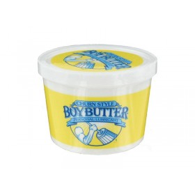 Boy Butter: Oil Based Personal Lubricant - Original (8oz)