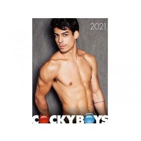 Cocky Boys Calendar - 2021