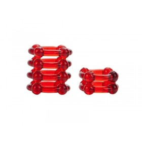 Colt Enhancer Cock Rings - Red