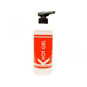 K Hot Gel Lube - 500ml