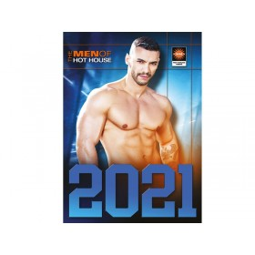 Men Of Hot House Calendar - 2021